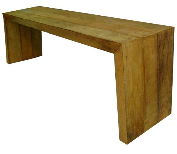 Aparador Pra Sofa ~ aparador em madeira de demolicao Madeira de Demoliç u00e3o