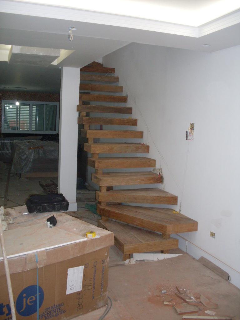 escadas de madeira : de demoli??o e cruzetas de madeira escada em cruzetas de # escada de ...