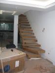 revestimento de escada em madeira de demolicao