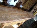 tampo em madeira
