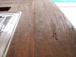 madeira de demolicao