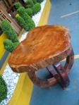 tampo de madeira - ecologica