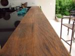 tampo de madeira