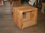 cubo de madeira