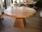 mesa em madeira de demolicao