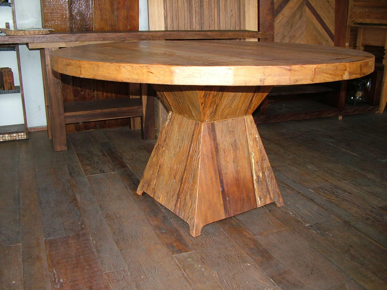 tampo em madeira de demolicao Madeira de Demolição #B66F15 1280x960 Balcao Banheiro Rustico