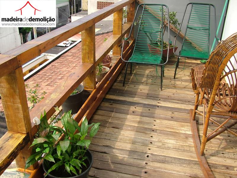 escada jardim madeira:Escadas de Madeira