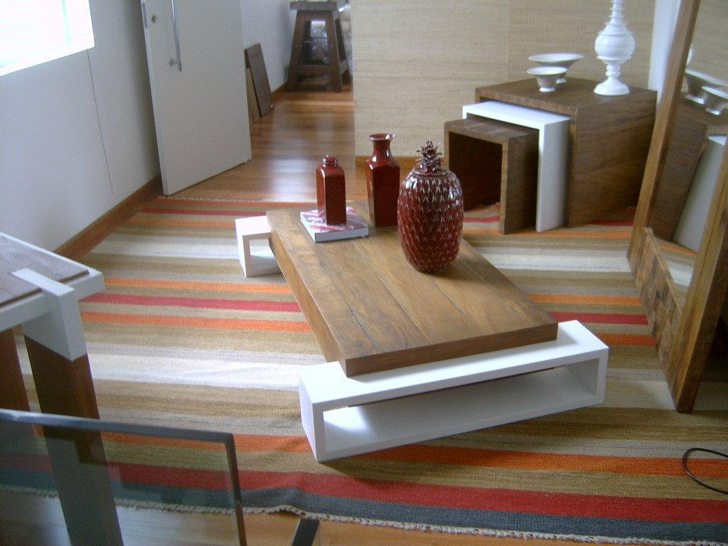 Madeira de demolição: móveis ideais para sua casa #6B402B 1024x768