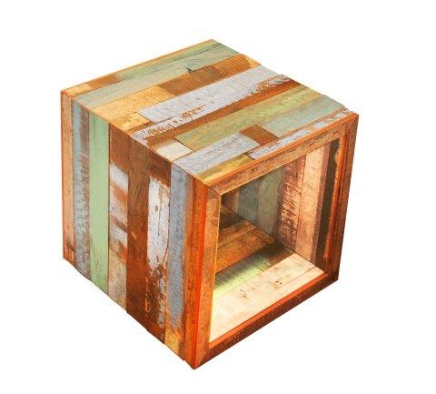 Cubo Chapeado 02 - moveis rusticos