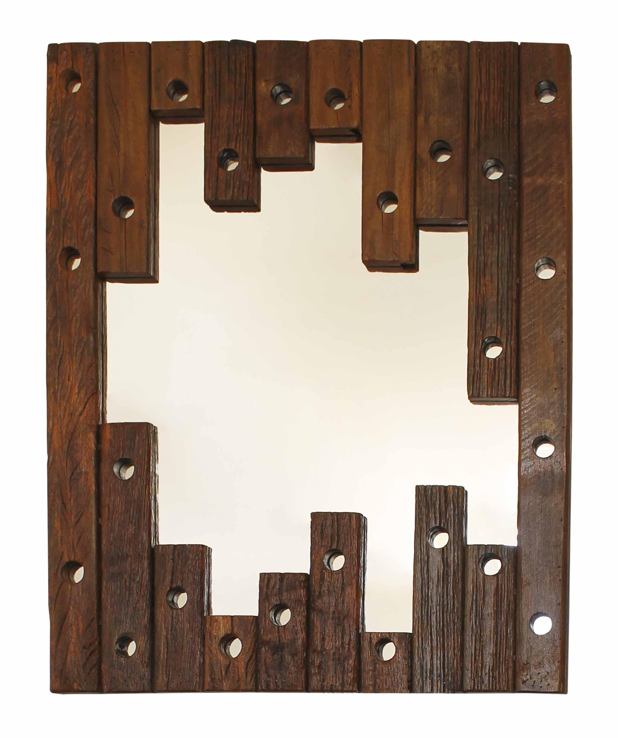 #63402B Moldura de madeira – moldura de cruzetas – cruzetas de madeira  598 Janelas Em Madeira Rusticas